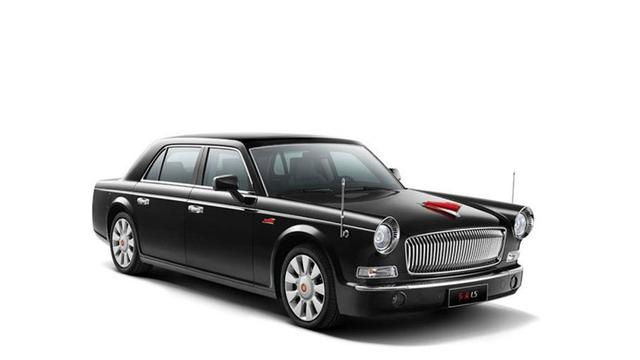 Hongqi L5 is zeer dure Chinese limousine