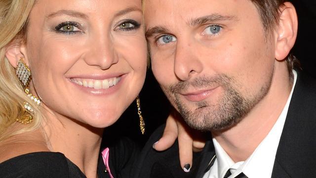 Kate Hudson winkelt met ex Matt Bellamy
