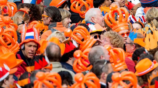 Koningsdag 2014 is 'eerbetoon aan Beatrix'