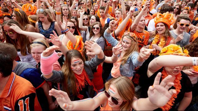 Koningsdagfeest Radio 538 dit jaar weer naar Breda