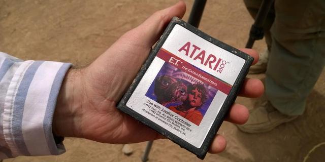 Microsoft graaft dertig jaar oude Atari-games op