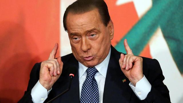 Bondgenoot Berlusconi gearresteerd