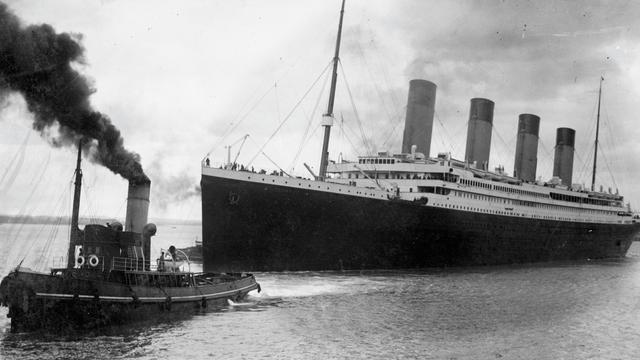 Biscuit van Titanic mogelijk voor 13.800 euro geveild