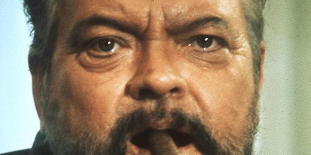 'Laatste film Orson Welles klaar in 2015'