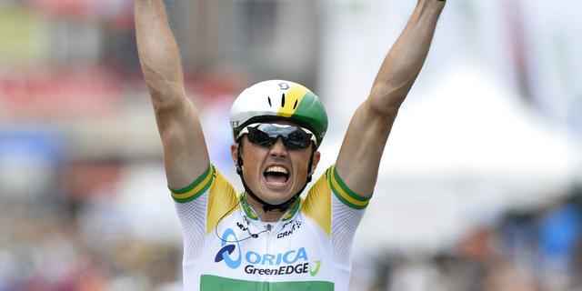 Simon Gerrans wint Luik-Bastenaken-Luik