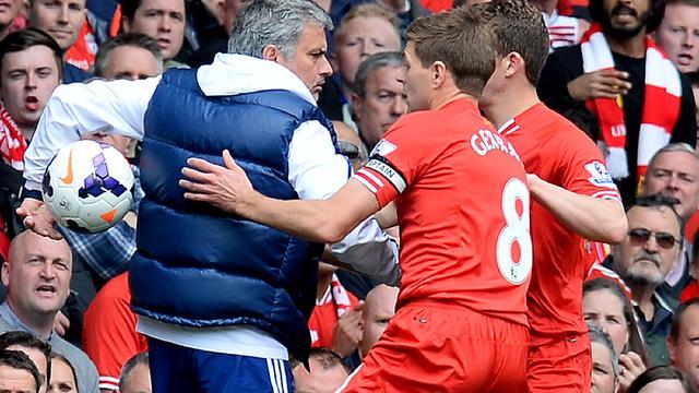 Mourinho ziet Chelsea ondanks zege niet als titelkandidaat