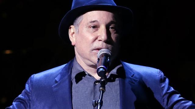 Paul Simon geeft concert in Ziggo Dome