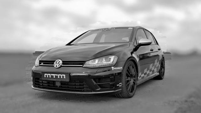 MTM presenteert opgevoerde Volkswagen Golf R
