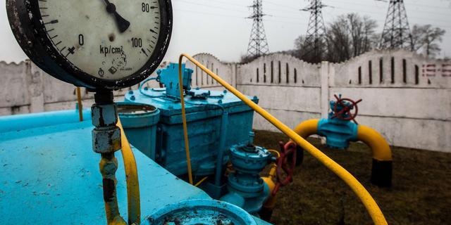 Gasoverleg Oekraïne en Rusland mislukt