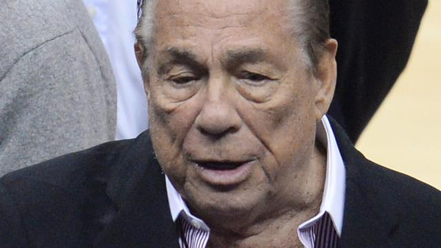 Sterling eist miljard dollar schadevergoeding van NBA