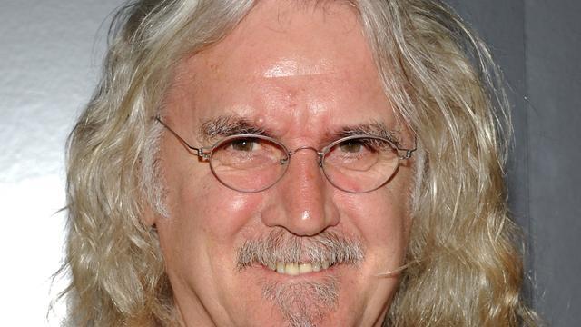 Billy Connolly kan geen banjo meer spelen