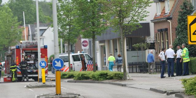 Klopjacht op overvallers juwelier in Bergen op Zoom