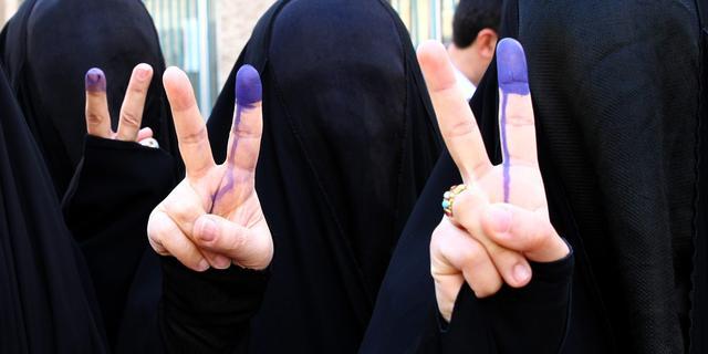 Eerste verkiezingen Irak sinds vertrek VS van start
