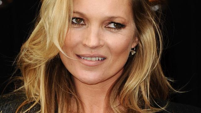 Kate Moss voelt zich niet prettig bij naakt poseren