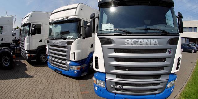 Inbraak in 31 vrachtauto's op industrieterrein in Hengelo