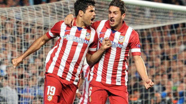 Diego Costa: 'Ook tegen Real zullen we er staan'