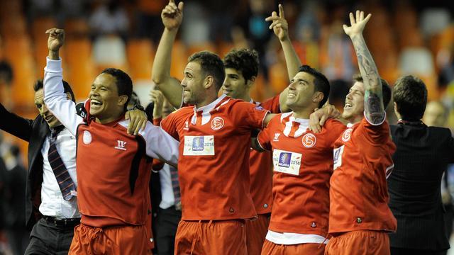 Sevilla en Benfica bereiken finale Europa League