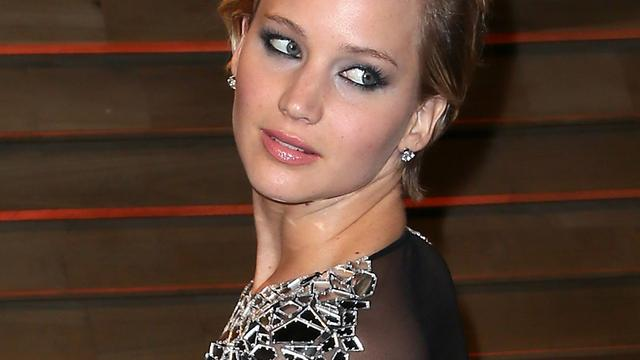 Jennifer Lawrence 'meest sexy vrouw'