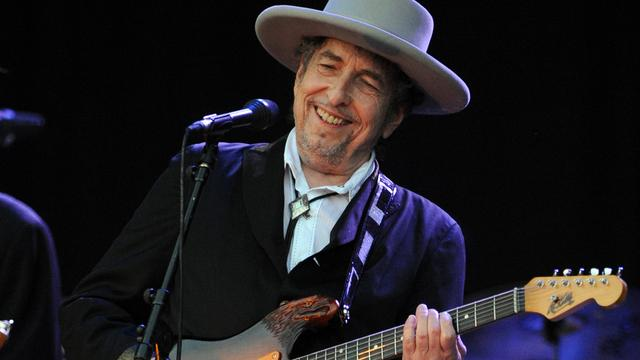 Bob Dylan in november naar Nederland