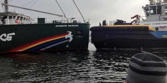 Alle Greenpeace-activisten weer vrij