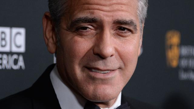 'George Clooney moet importbelasting betalen over verlovingsring'