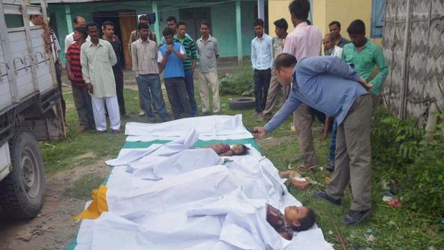 Dodental geweld in Oost-India loopt op