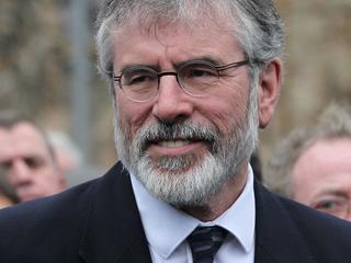 Partij lang beschouwd als politieke vleugel Iers Republikeins Leger (IRA)