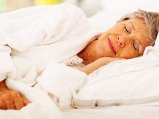 Ook eiwit eten voor slapengaan draagt bij aan spiergroei