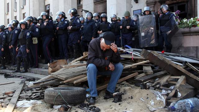 Politiechef Odessa ontslagen na onlusten