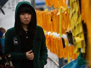 Inmiddels 244 lichamen bij wrak Sewol geborgen