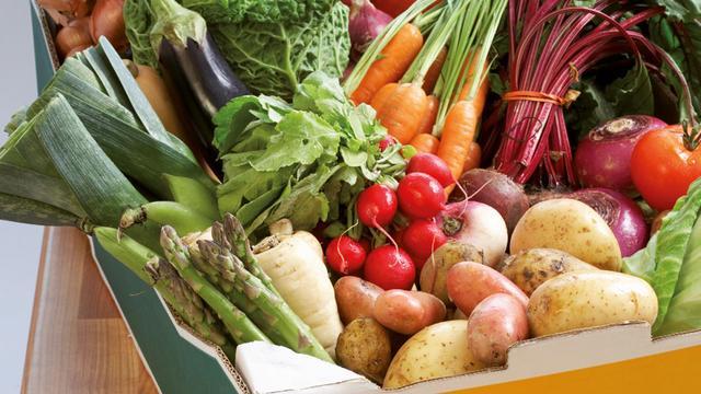 Natural Food en Goods-markten terug van weggeweest