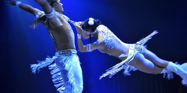 'Cirque du Soleil sluit faillissement niet uit'