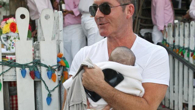 'Simon Cowell wil trouwen en een tweede kindje'