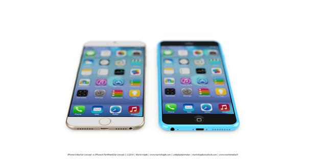 Vijf opvallende iPhone 6-concepten