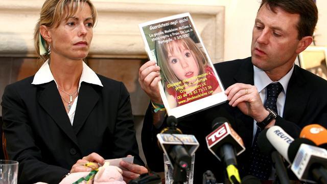 Toestemming verhoor mogelijke verdachten in zaak-McCann