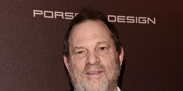 Harvey Weinstein niet in Los Angeles voor uitreiking Golden Globes