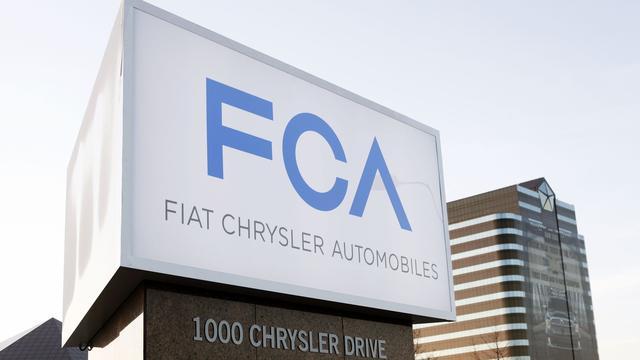 Fiat Chrysler roept 1 miljoen auto's terug vanwege technische problemen