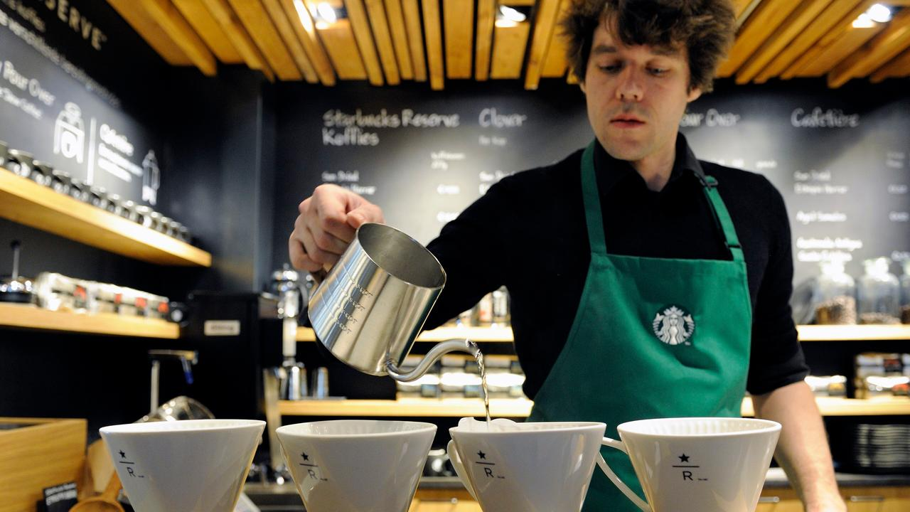 Starbucks Closes Regional Office In Amsterdam And Moves To