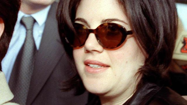Monica Lewinsky betreurt affaire met Bill Clinton