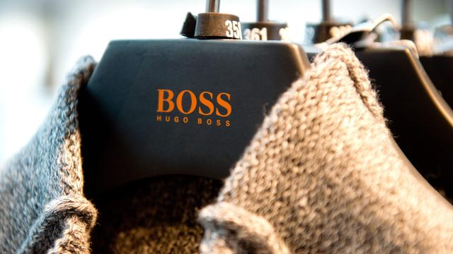Minder winst Hugo Boss door zwakker China