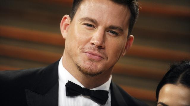 Channing Tatum wil strippende Clooney in nieuwe Magic Mike