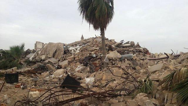 Doden in Aleppo na grote explosie in hotel