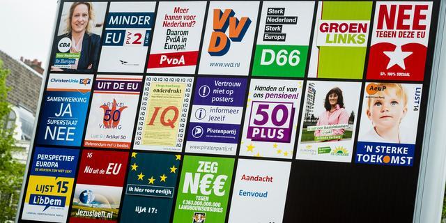 Nederlander minst geïnteresseerd in EU