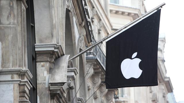 'Volgende iPhone krijgt gebogen OLED-scherm'