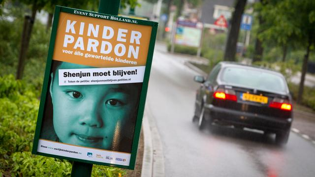 Ruim 300 burgemeesters willen ruimer kinderpardon