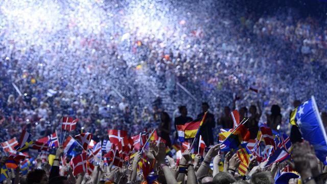 Australië doet eenmalig mee aan Eurovisie Songfestival