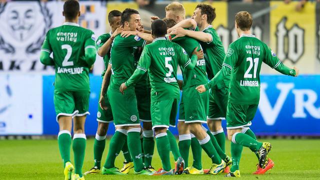 FC Groningen start voorbereiding op seizoen