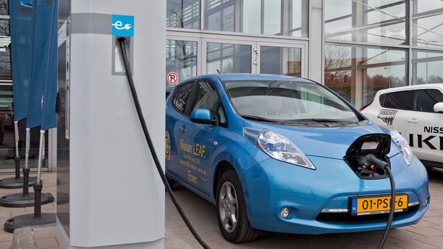 Bezit Elektrische Auto S In Nederland Stijgt Met 28 Procent Nu