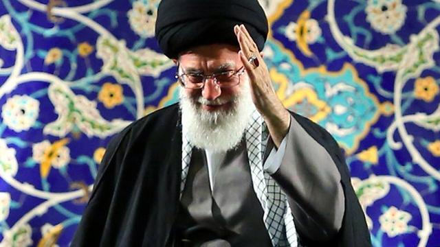 Ayatollah Khamenei 'dankbaar' na nucleair akkoord Iran