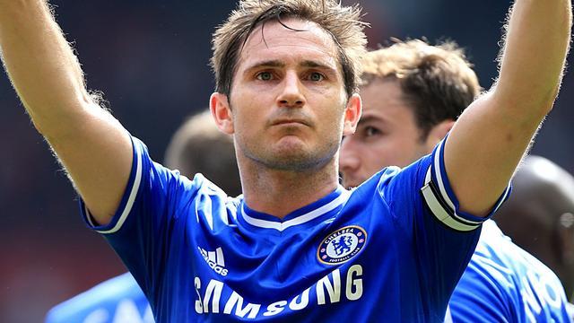 Lampard vertrekt na dertien seizoenen bij Chelsea